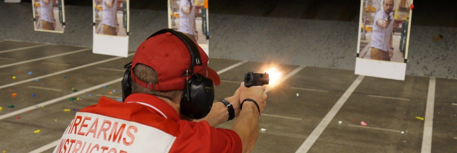 Muzzle Flash at CJTC