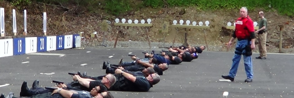 Olytac Officer Down firearms Drills